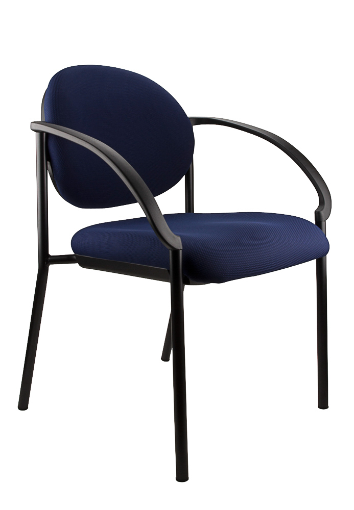 Jackson stackable visitor chair